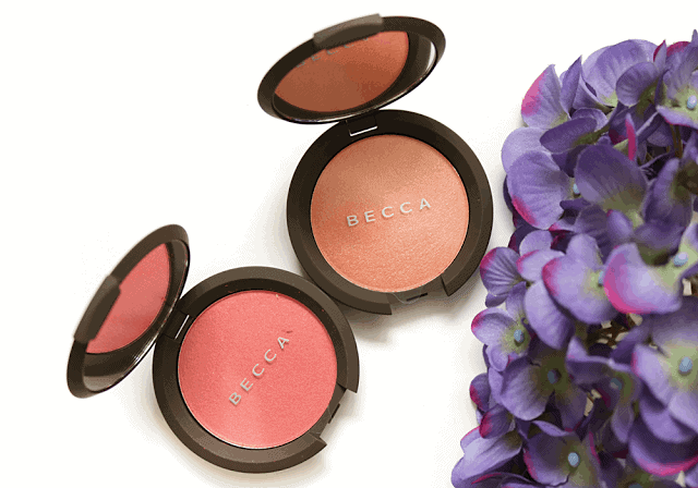 This Just In: Becca Shimmering Skin Perfector Luminous Blushes