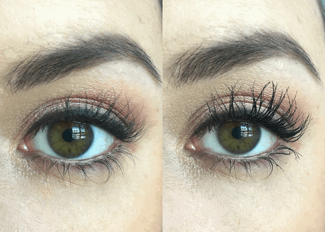 Marc Jacobs Velvet Noir Mascara Review with Before and Afters