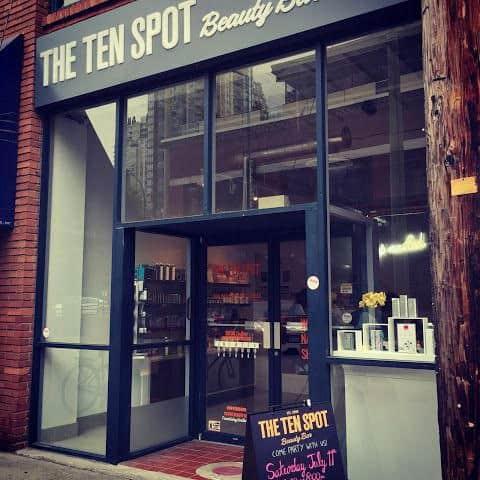 Nailed It : The Ten Spot Beauty Bar
