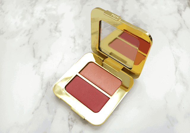 The Luxe Blush I'm Loving: Tom Ford's Soleil Collection Sheer Cheek Duo in Bicoastal