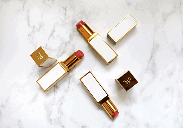 Tom Ford Soleil Collection : Moisturecore Lip Color Review & Swatches
