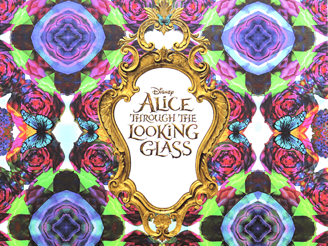 Urban Decay's Alice Through the Looking Glass Palette