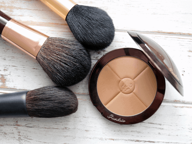 Guerlain Terracotta Bronzer 4 Seasons 03 Brunettes review and swatch