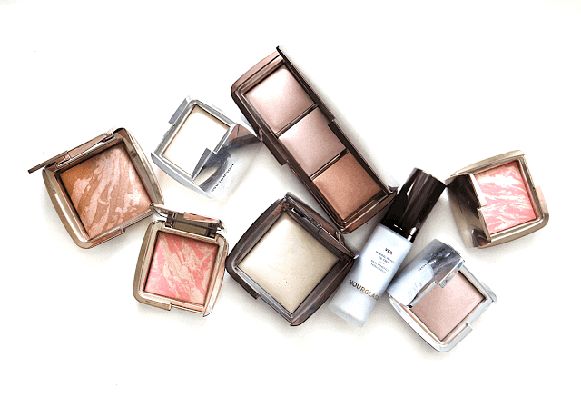 Hourglass Cosmetics Ambient Lighting Powders, Bronzers, Blush, Mineral Veil Primer