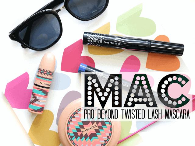 Going Where No Mascara Has Gone Before: MAC Pro Beyond Twisted Lash Mascara
