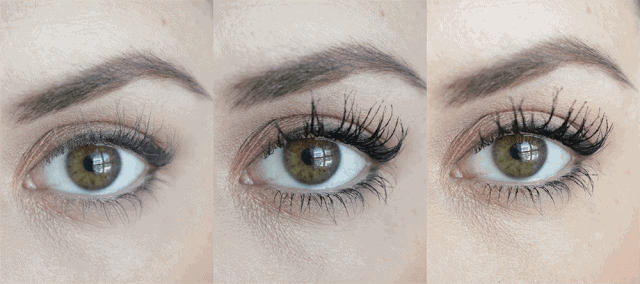 MAC Pro Beyond Twisted Lash Mascara Review with before and after