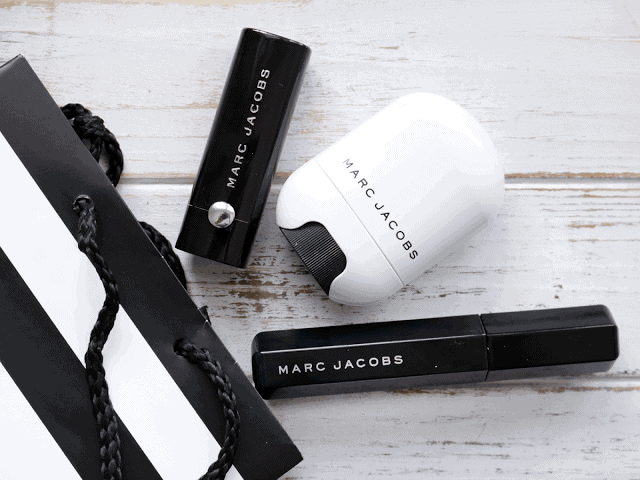 Marc Jacobs Summer 2016 Glow Stick, Velvet Noir Mascara and Le Marc Lip Creme in True
