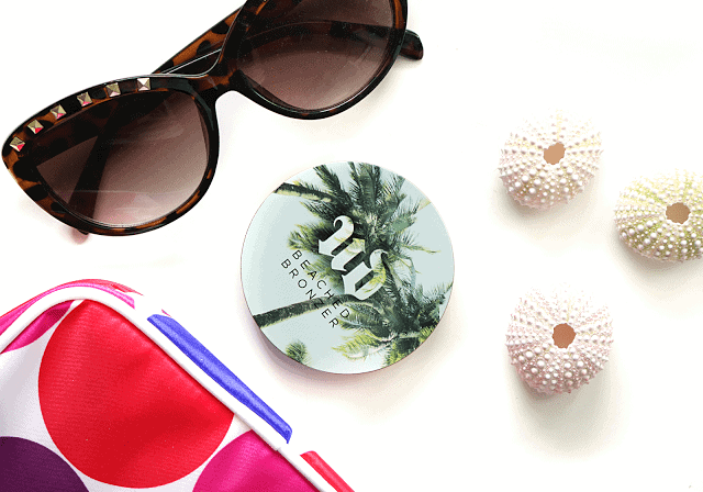 Just In Time For Summer : Urban Decay Beached Bronzer