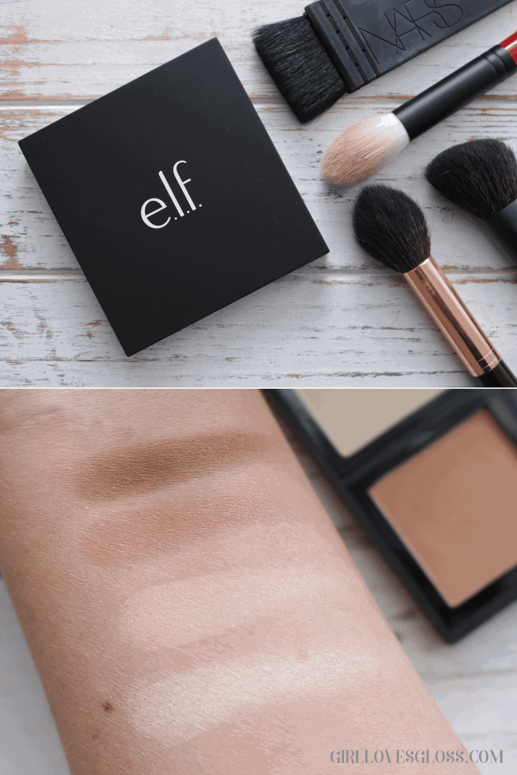 Contouring Brush by e.l.f. #9