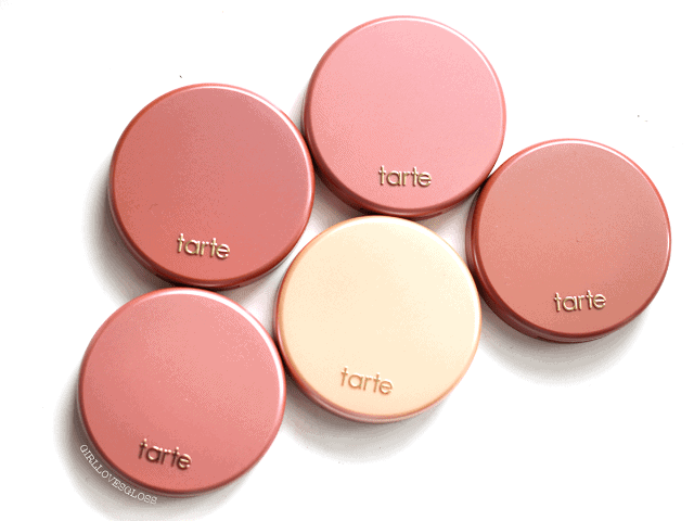 Tarte Naughty Nudes Amazonian Clay Blush and Highlighter Collection