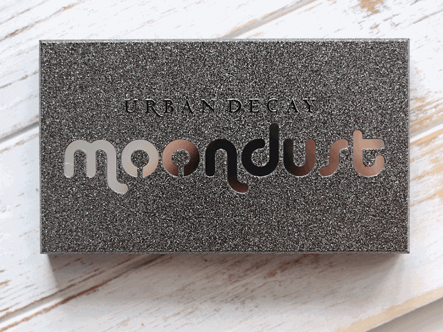For the Sparkle Lovers: Urban Decay Moondust Palette