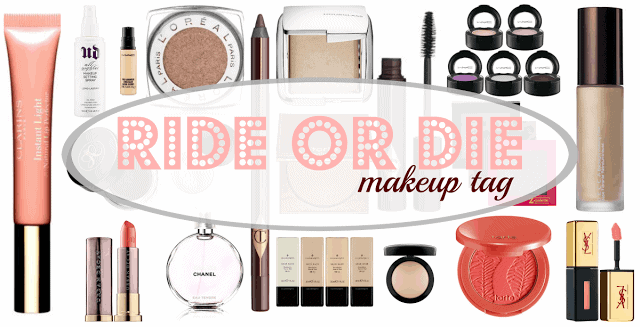 Jaclyn Hill Ride or Die Makeup Tag