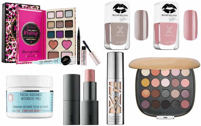 August 2016 Wish List: Too Faced Nikkietutorials, Formula X, Bite Beauty Multisticks, marc jacobs fall 2016, First Aid Beauty, Urban Decay All Nighter Foundation