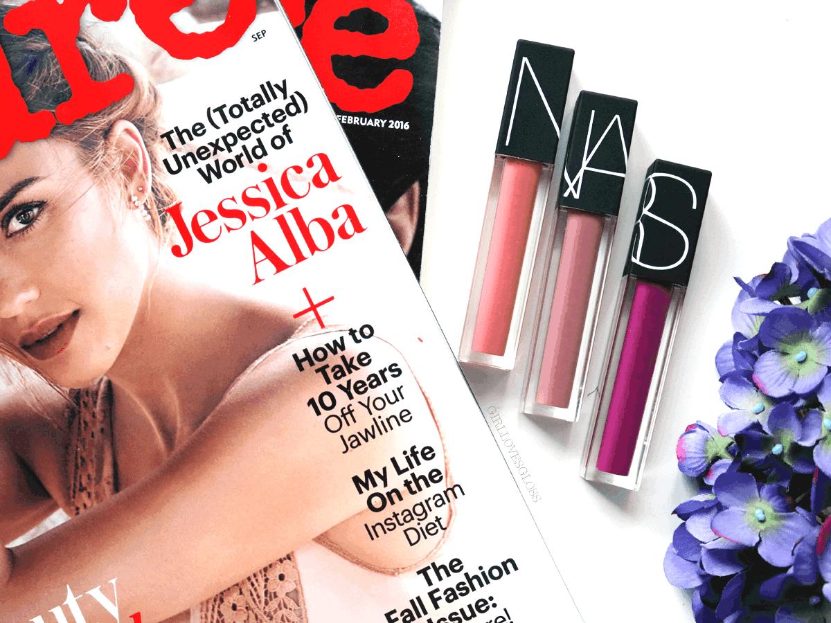 The Liquid Lipstick I Can Get Behind: Nars Velvet Lip Glide