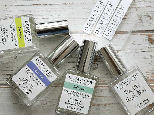 Custom Fragrance Blending with the Demeter Fragrance Library