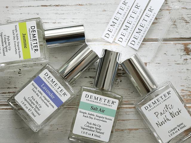 Custom Fragrance Blending with the Demeter Fragrance Library