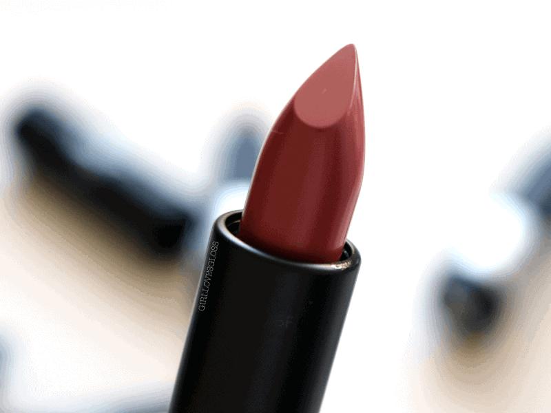 Make Up For Ever Artist Lipstick Review