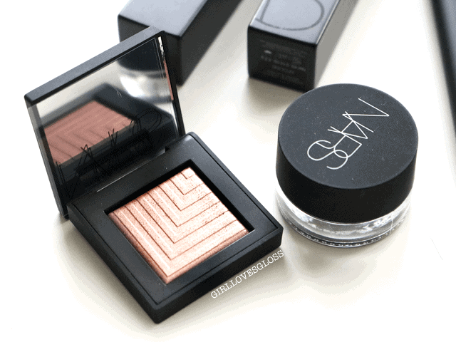 NARS Audacious and Powerfall Collection Review Fall 2016