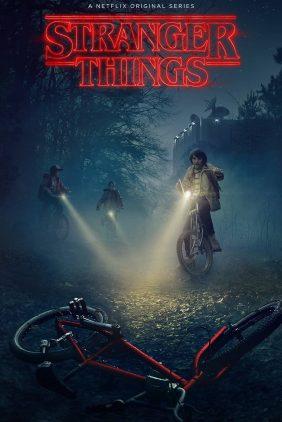 Stranger Things On Netflix