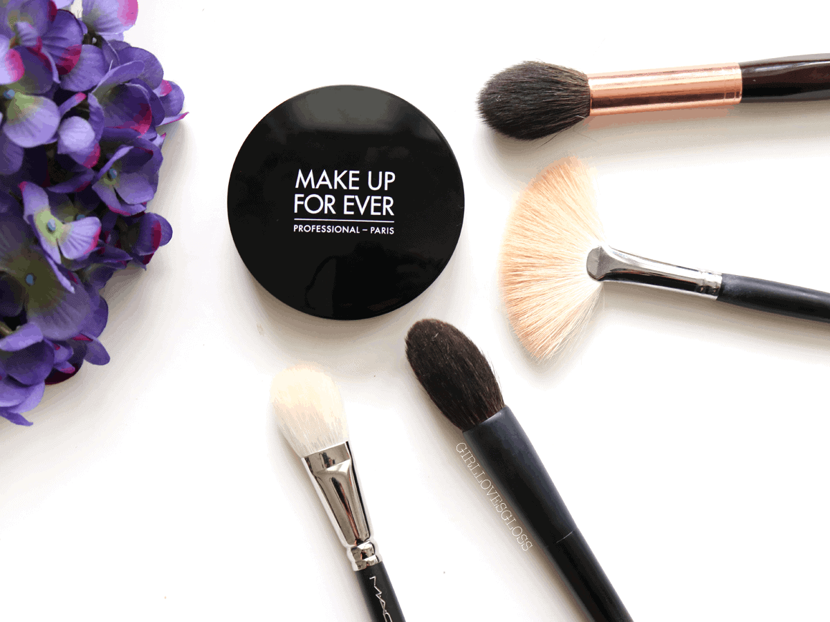 Make Up For Ever Pro Light Fusion in 01