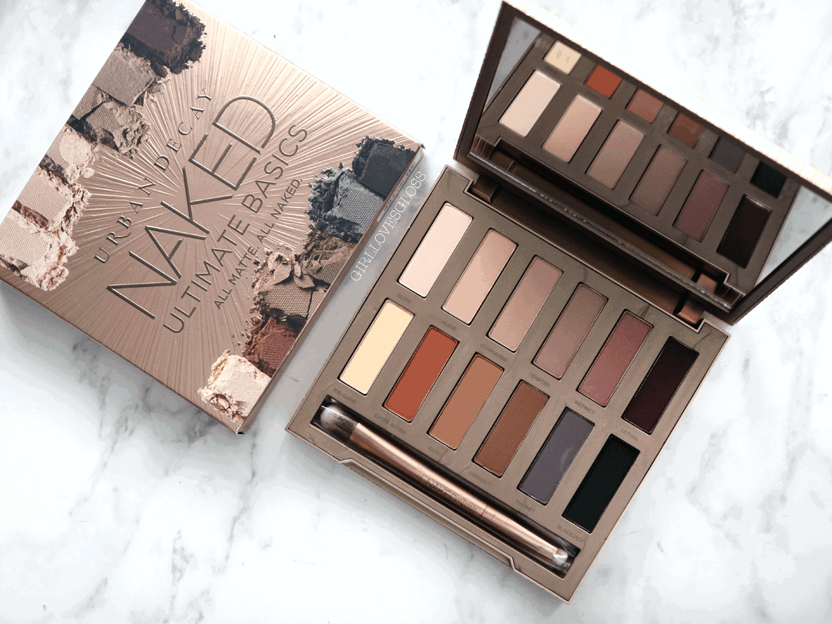 Urban Decay Ultimate Naked Basics Palette