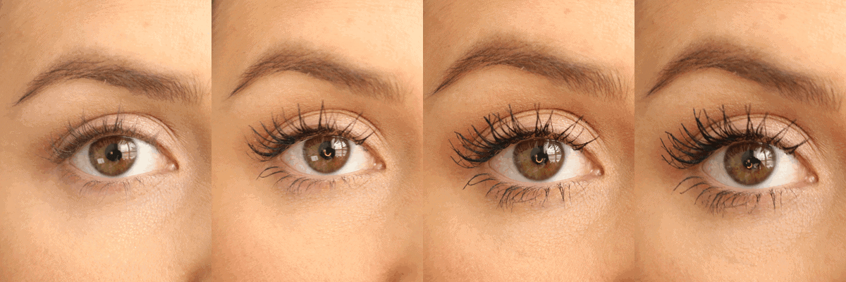 Clinique Lash Power Flutter to Full Mascara