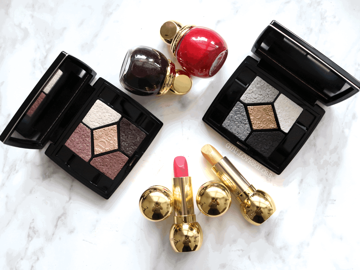 Dior Splendor Holiday 2016 Collection