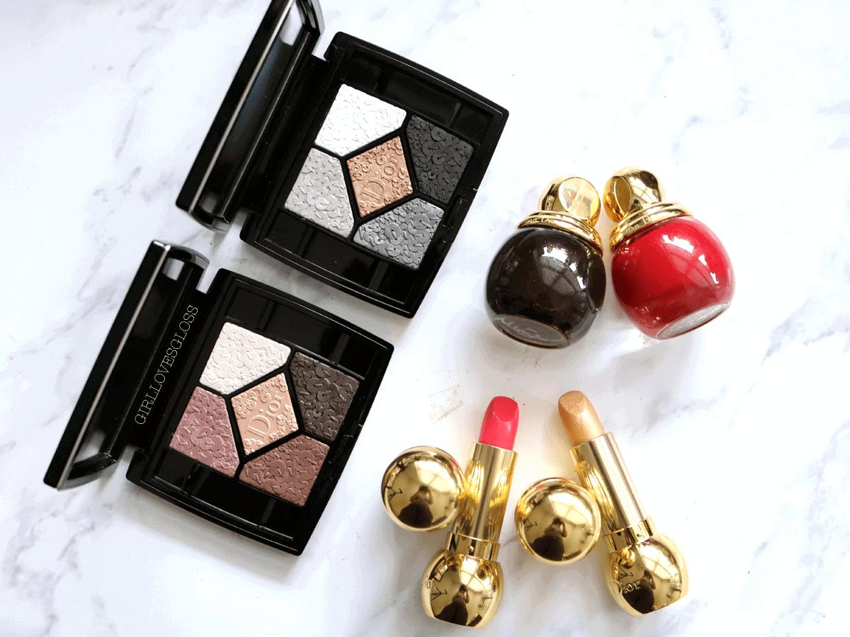 Dior Splendor Holiday 2016 Collection