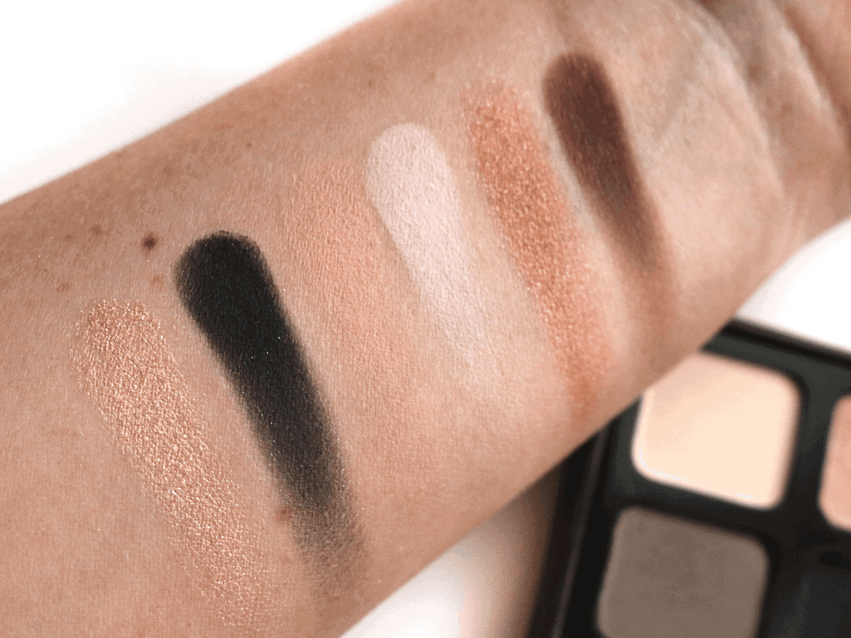 Laura Mercier Caviar Palette Review and Swatches