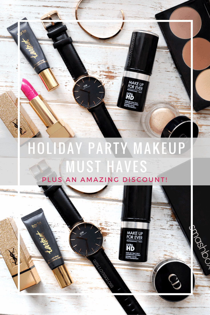 Holiday Party Must Haves + An Amazing Discount!