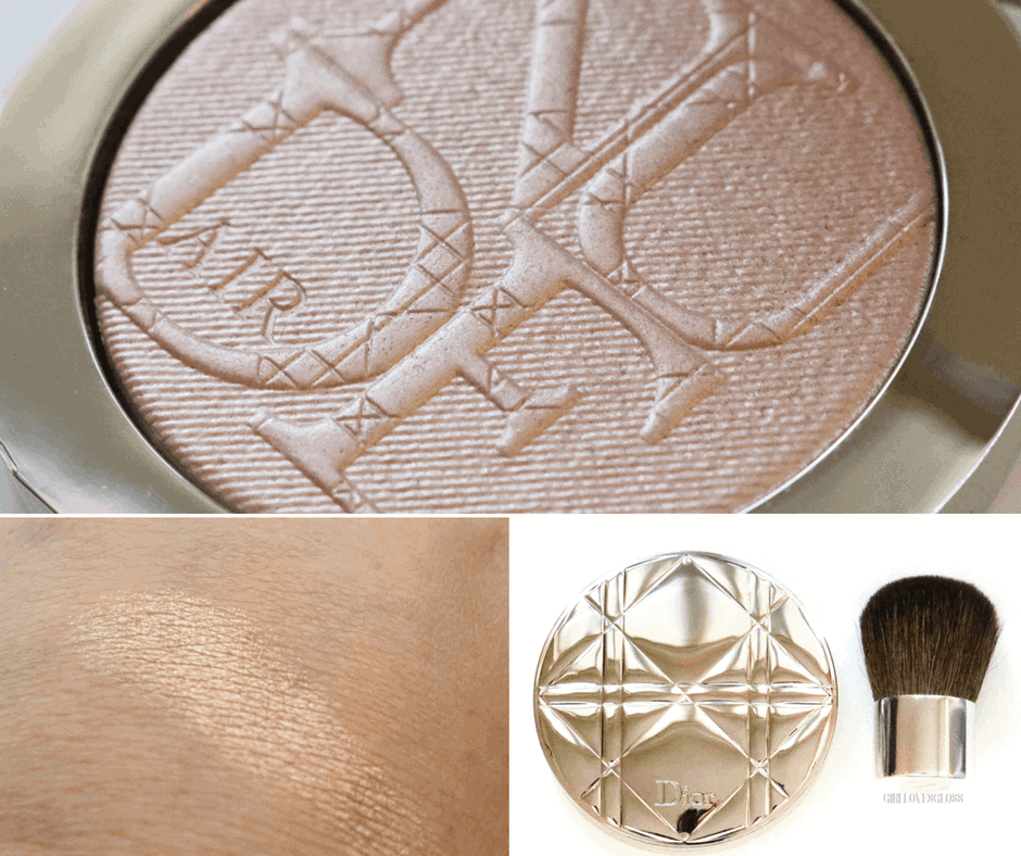 Dior Diorskin Nude Air Luminizer Review and Swatch