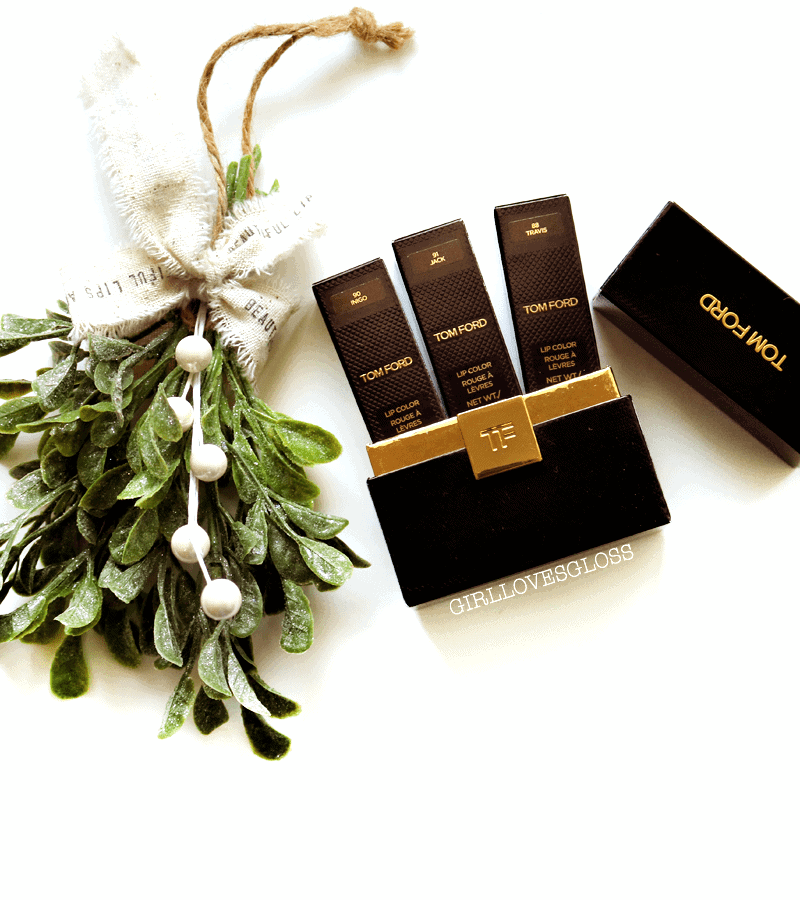Tom Ford Lips and Boys Giveaway