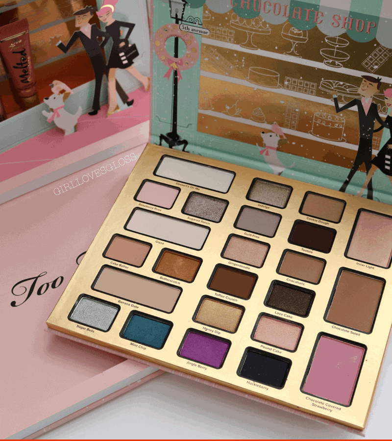 Too Faced Chocolate Shop Giveaway