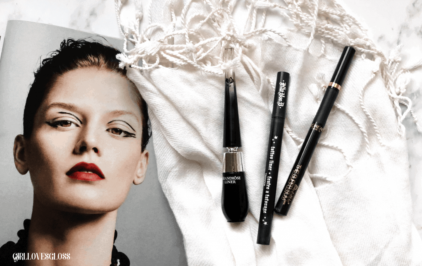 Finding the Perfect Black Liquid Eyeliner