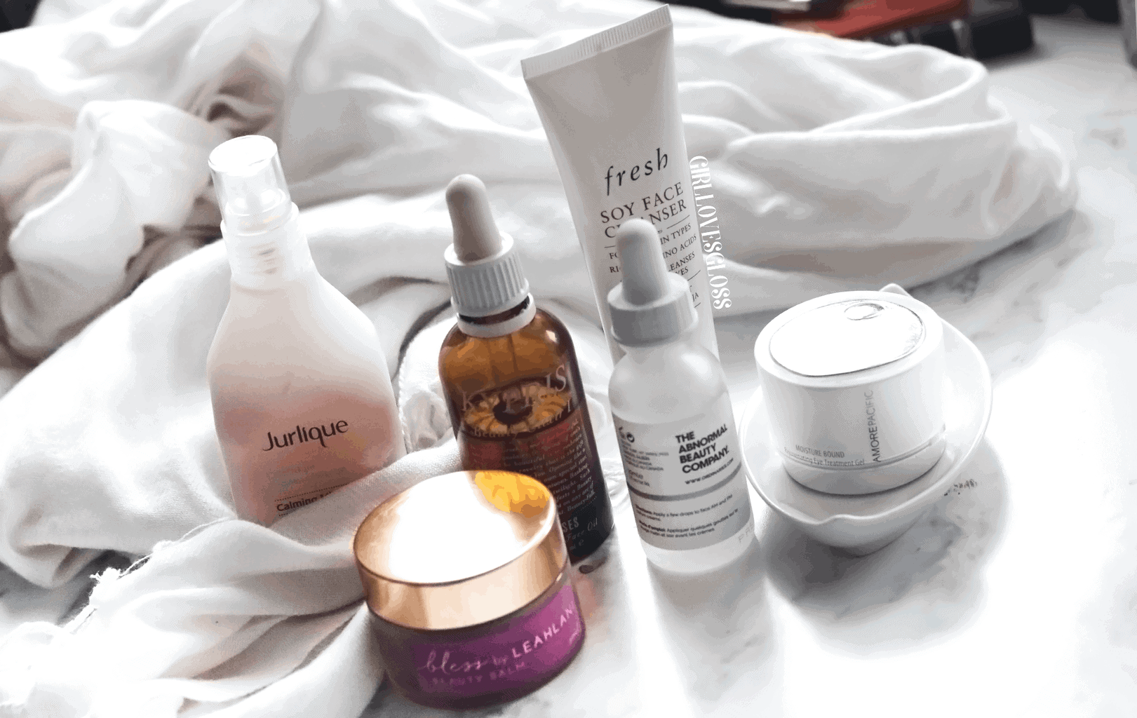 Skin Care Products I'm Currently Loving