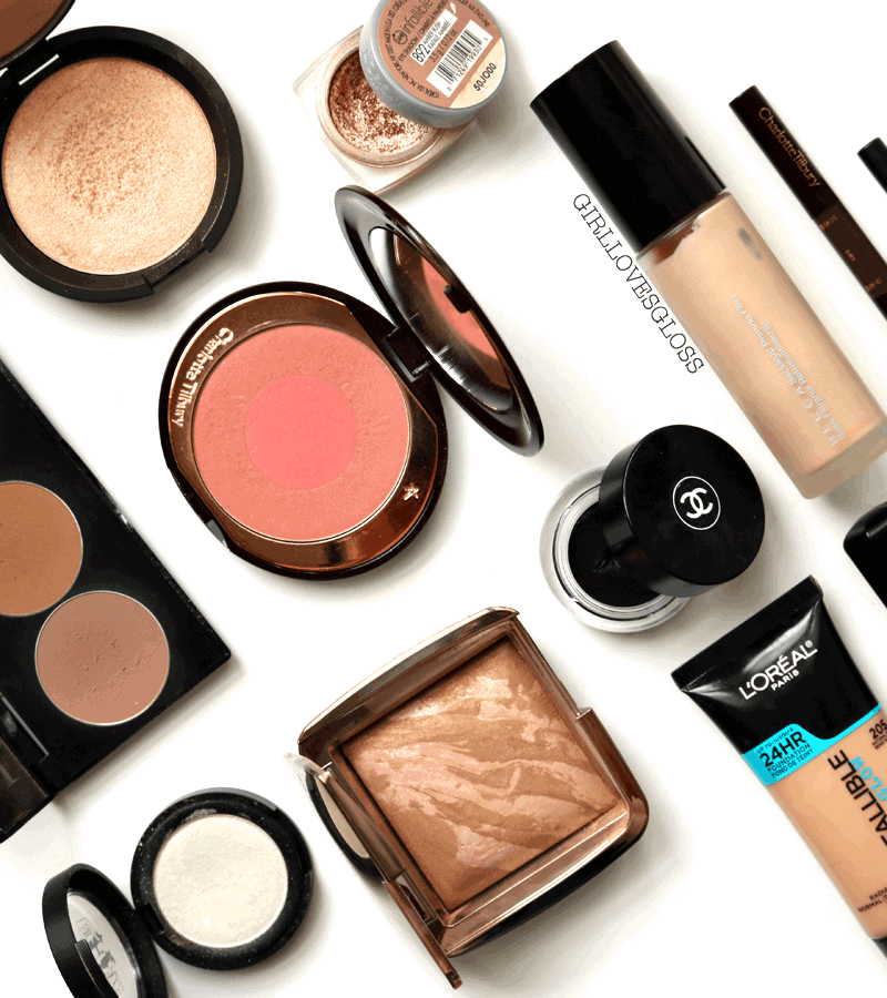 The Best Makeup of 2016