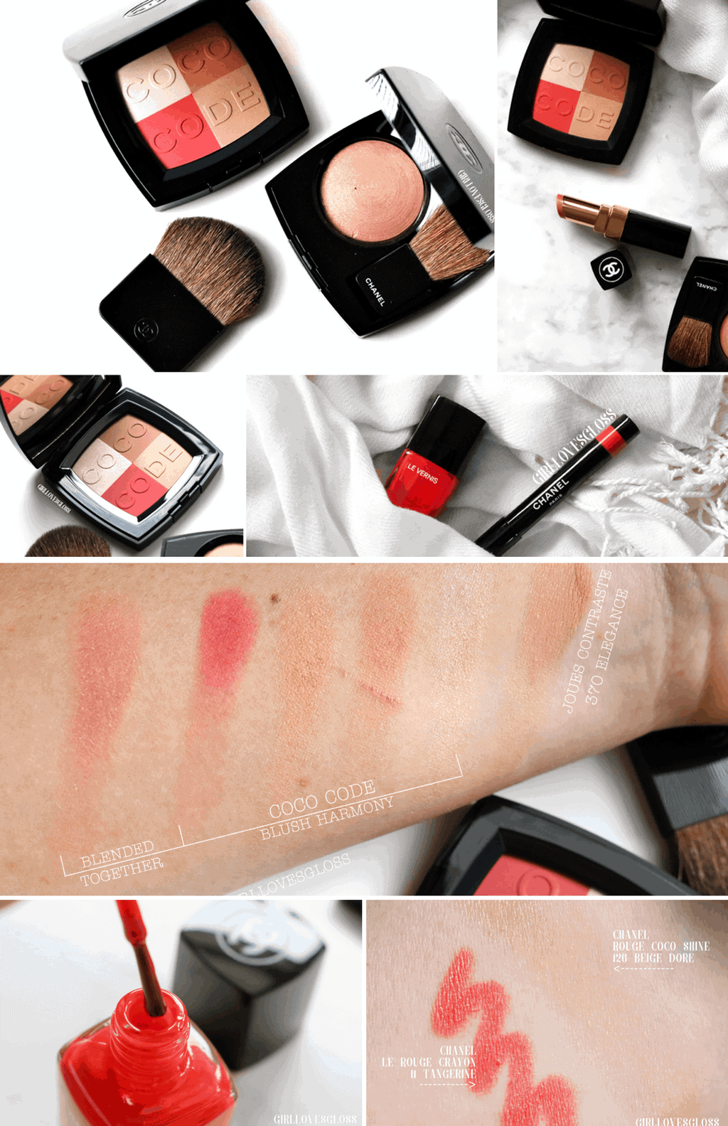chanel coco codes collection 2017