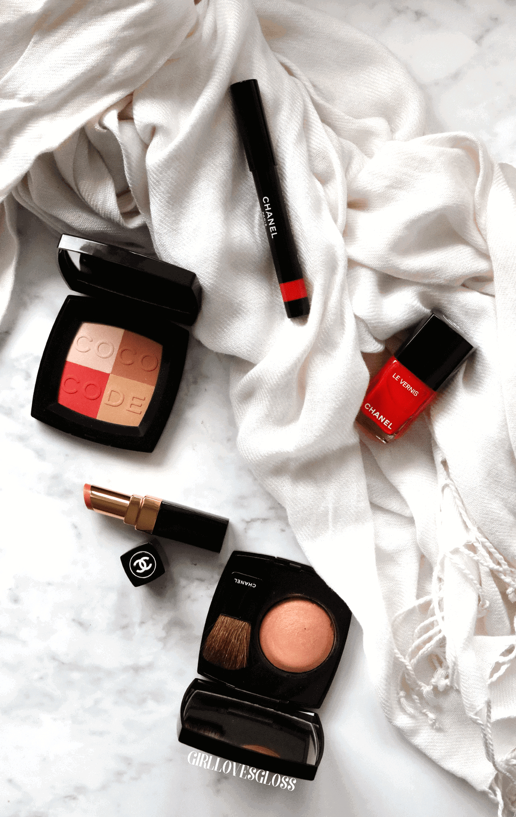 Chanel's Coco Codes Collection and Le Rouge Crayon