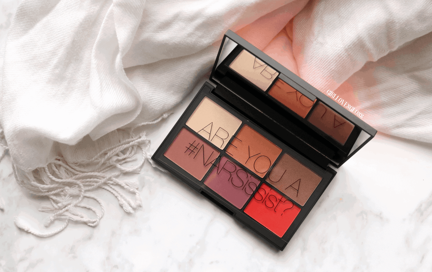 For the Blush Lovers: NARS Unfiltered Blush Palette
