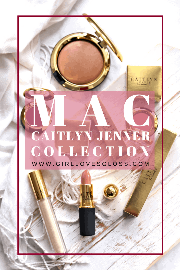 MAC Caitlyn Jenner Collection