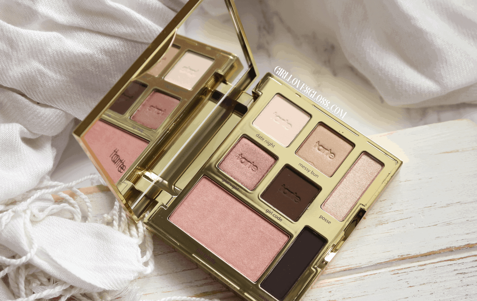 Tarte Happy Girls Shine Brighter Palette