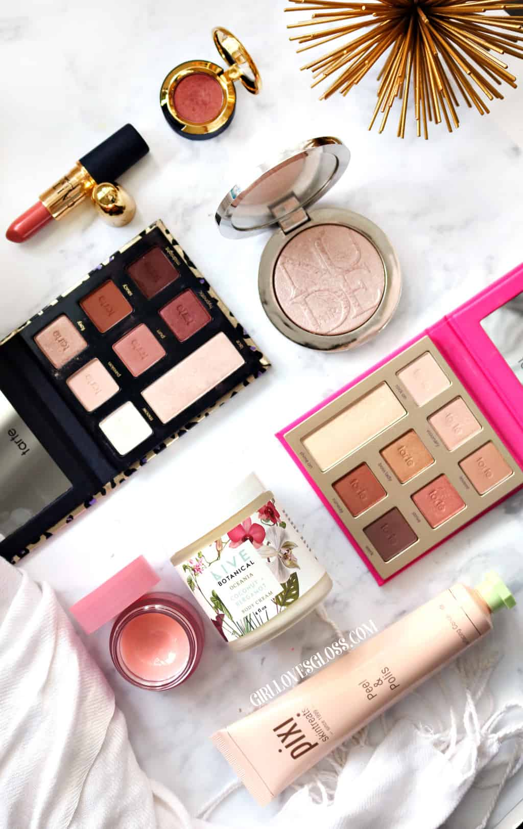 February Makeup and Beauty Favourites
