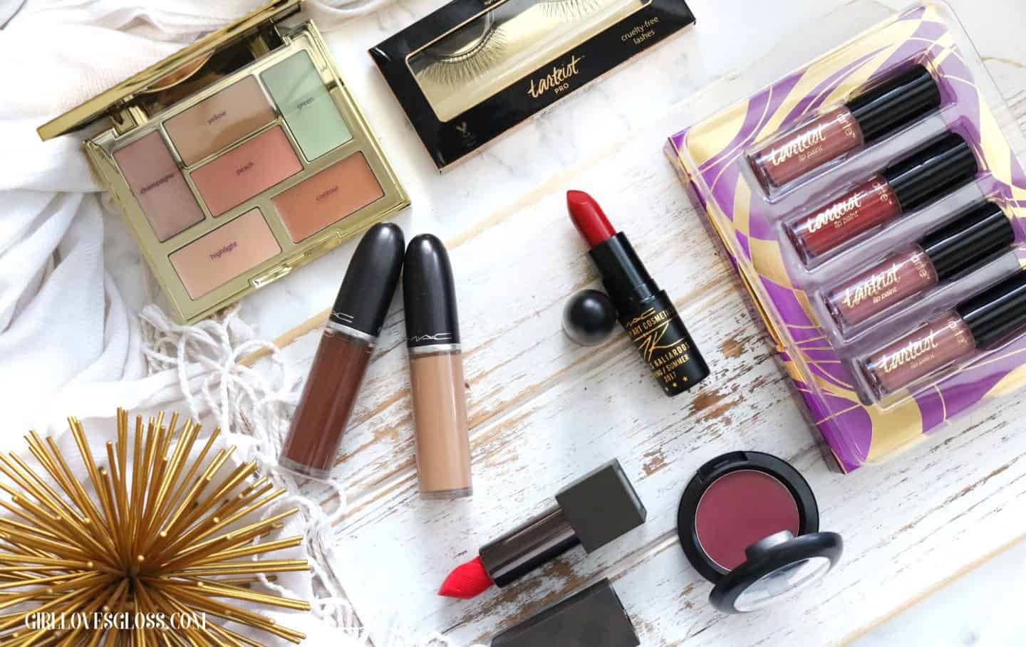 Spring GIVEAWAY Featuring MAC, Tarte and Burberry