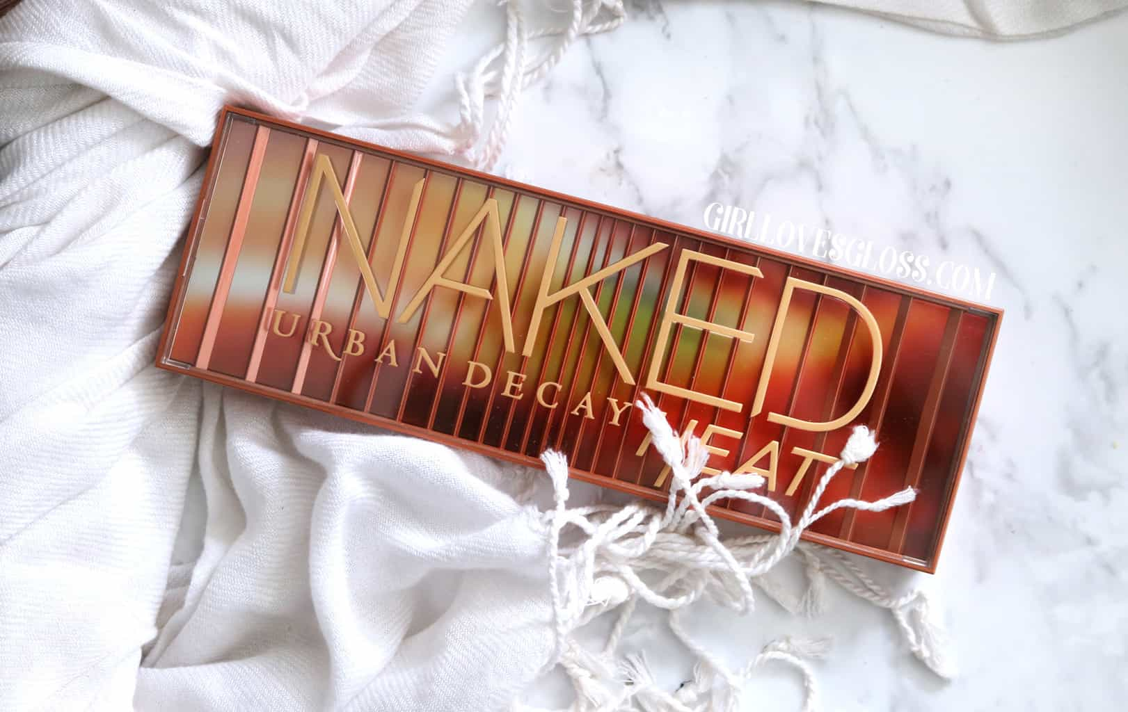 Urban Decay Naked Heat Collection Review and Swatches