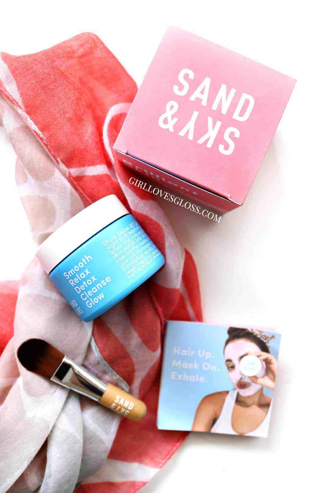 The Magic of Australian Clay: Sand and Sky Mask Review
