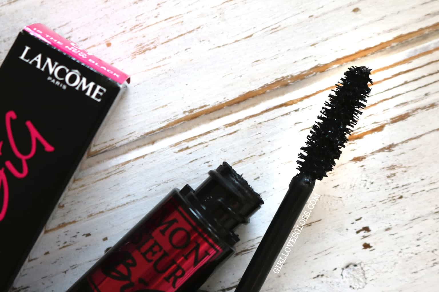 Lancome Monsieur Big Mascara Review