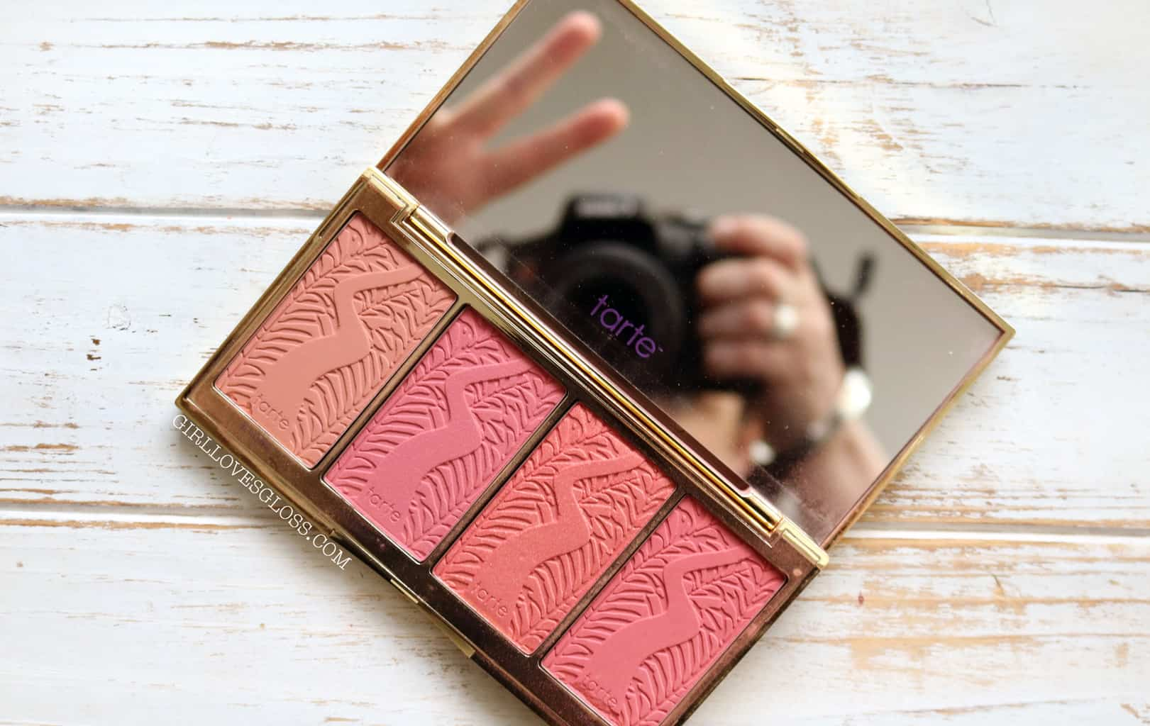 Tarte Blush Bliss Palette Holiday 2017