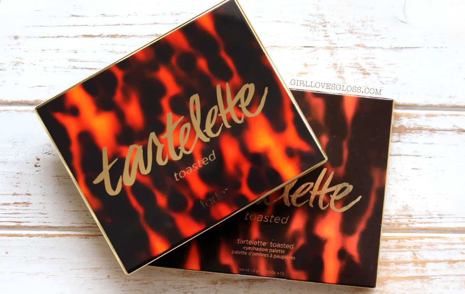Tarte Toasted Palette Review and Swatches