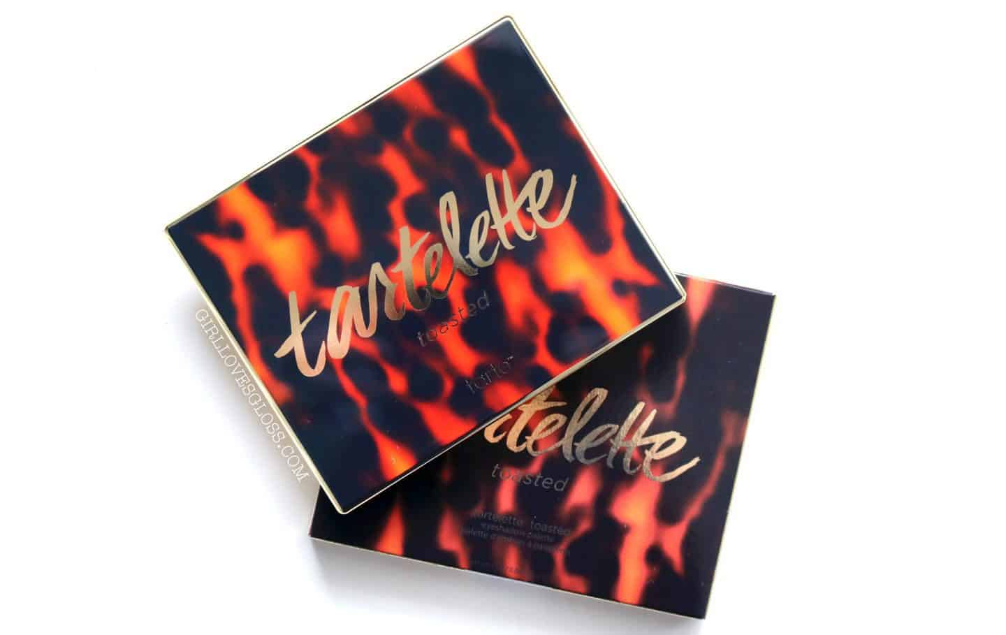 Tarte Toasted Palette | Just Another Warm Palette?