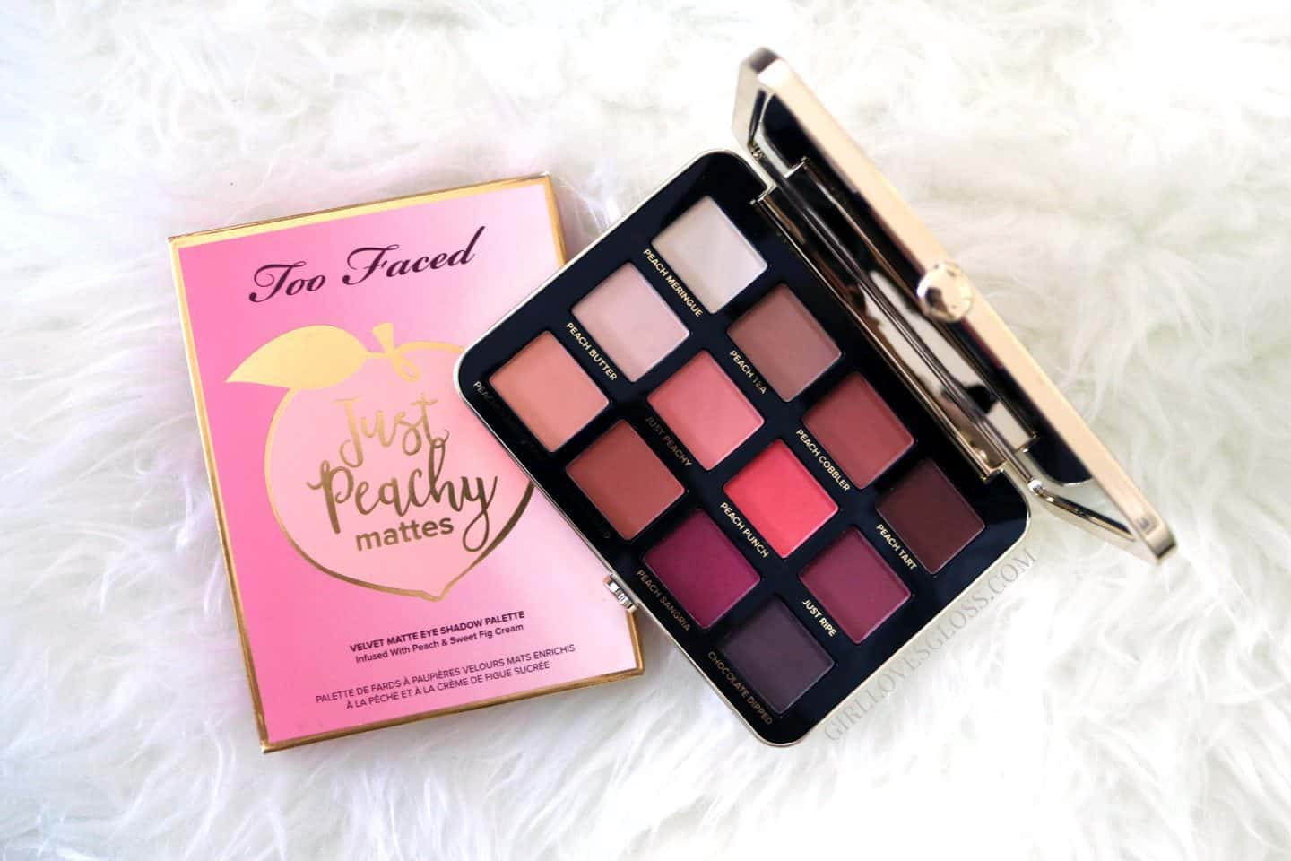 Too Faced Just Peachy Mattes Palette | Are We Over the Peach Theme Yet?